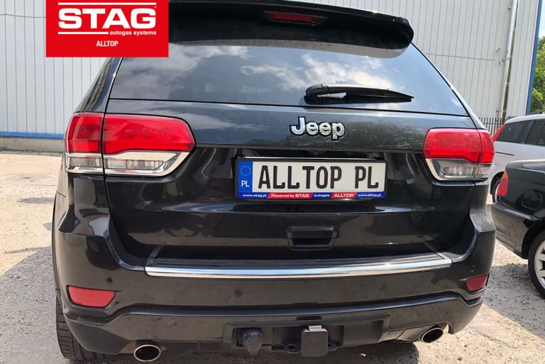Jeep Grand Cherokee 2014 3,6 286KM